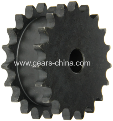 double single sprocket manufacturer in china