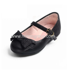 Round toe children dress sandals