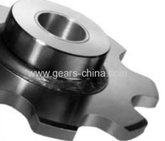 weld finish sprocket china manufacturer