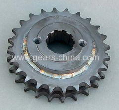 china supplier weld finish sprocket