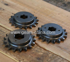 china manufacturer weld finish sprockets supplier