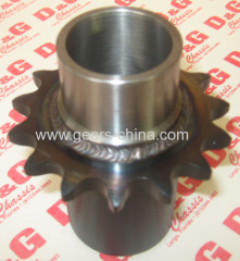Good Quality Welding finish Sprocket (ANSI)