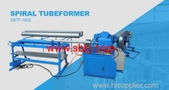 Spiral tubeforming machine factory