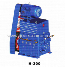 china manufacturers H-300 vacuum pump