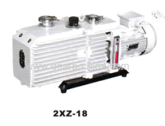 china manufacturers 2xz-18 rotary vane vacuum pump