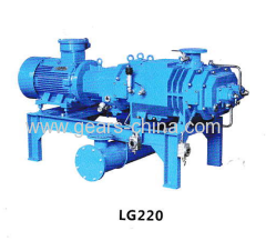 china manufacturers LG220 vacuum pump