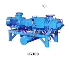 china manufacturers LG300 vacuum pump