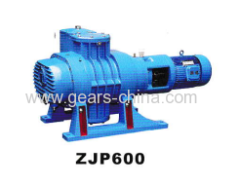 2014 new brand of paper pulping machine- vacuum pump/roots vacuum pump for paper making machine