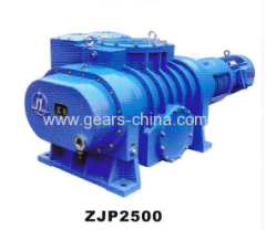 china manufacturers ZJP2500 vacuum pump