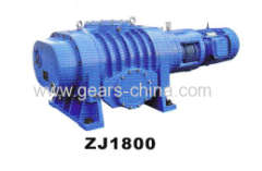 High quality China tech Roots Vacuum Pump for sale/bomba de vacio