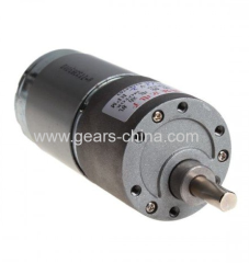electric micro dc gear motor
