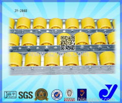 Dong Guang Jing Yu|load slide|assembly line roller track|heavy duty industrial skid rail