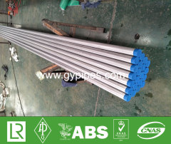 ASTM A269 / ASME SA269 Stainless Welded Tubes