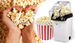 Mini Hot Air Popcorn Maker for home use