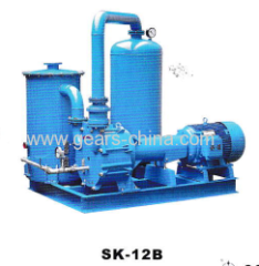 china manufacturers SK-12B Liquid Ring Vacuum Pump