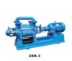 china manufacturers 2SK-3 Liquid Ring Vacuum Pump