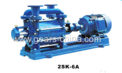 china manufacturers 2SK-6 Liquid Ring Vacuum Pump