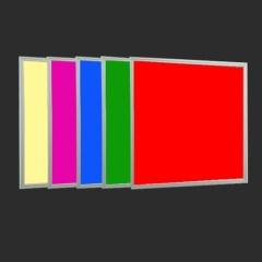 RGB LED panel 60x60