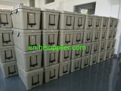 fresh food using insulation contanier; sea food freshness box