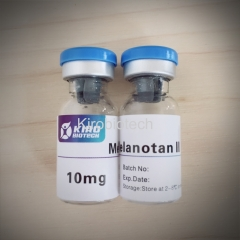 Kirobiotech High Purity Polypeptides Powder Melanotan II (10mg/vial) for Bodybuilding