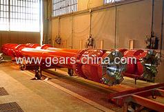 Supplying industrial linear transmission drive brass shaft
