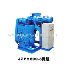 china manufacturers JZPH600-8 vacuum pump
