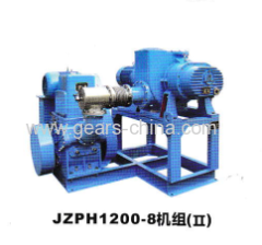 Hign quality JZPH1200-8(II) Vacuum Pump with dual stage use with vacuum oven or short path distillation system