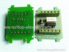 Brake coil DZE-14E PCB DZE-14E for OTIS elevator