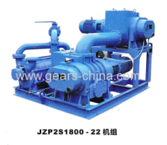 china manufacturers JZP2S1800-22 vacuum pump