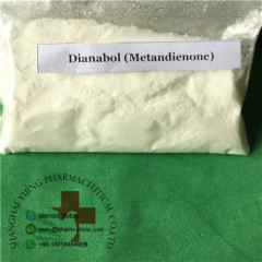 High Quality Muscle Building Powder of Metandienone Pharmaceutical Hormone