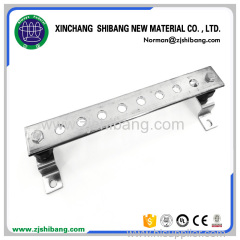Good Quality Copper Earthing Bus Bar Of Connection System Manufacturer