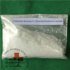 Factory Direct Supplying 4-Chlorotestosterone Acetate Turinabol Raw Powder