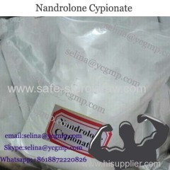 Raw Muscle Building Steroid Hormone Powder Nandrolone Cypionate
