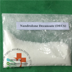 Anabolic Steroid Powder Nandrolone Decanoate White Crystalline Powder for Osteoporosis