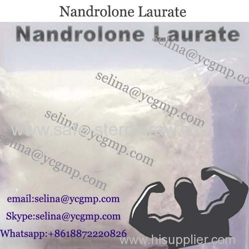 High Purified Steroids Powder Nandrolone Laurate/ Dodecanoate