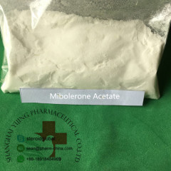 China 99% Purity Medicine Burning Fat Mibolerone Acetate for Male Muscle Enhancement