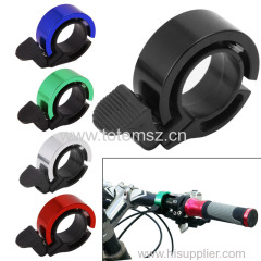 Mini Aluminum Alloy Bicycle Bell Handlebar Q Bell