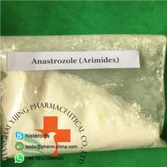 Raw Anti-Estrogen Steroids Anastrozole Arimidex Powder Skype: histeroids Trustable Supplier