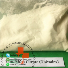 Raw Tamoxifen Citrate/Nolvadex Anti-estrogen Steroid Powder