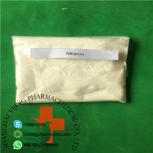 99% High Quality Pharmaceutical Sarms Material SR9011 1379686-30-2 for Muscle Growth