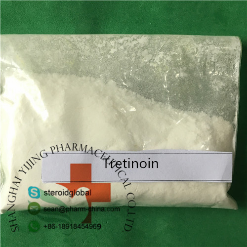 Tretinoin Pharmaceutical Intermediates for Used to Treat Acne with Safe Shipping