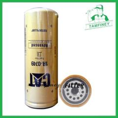 High performance excavator fuel filter