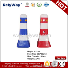 Plastic Traffic Safety Barrier