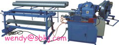 round duct forming machine