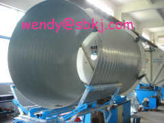 Spiral PIPE Making Machine for Ventilation