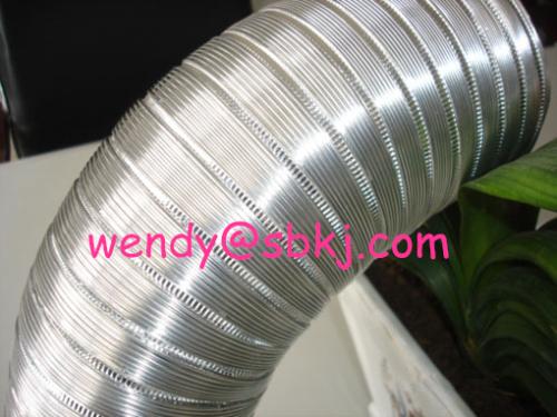 Aluminum PIPE Making Machine for Ventilation