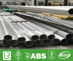 Welded Polished Stainless Steel Tubing