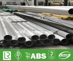 ASTM A249 Erw Inox Steel Tubing