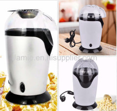 Injection plastic hot air circulation-less calories popcorn maker