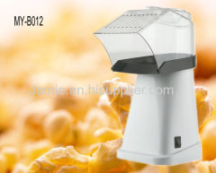 Hot air popcorn machine